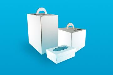 картонная коробка для пряников