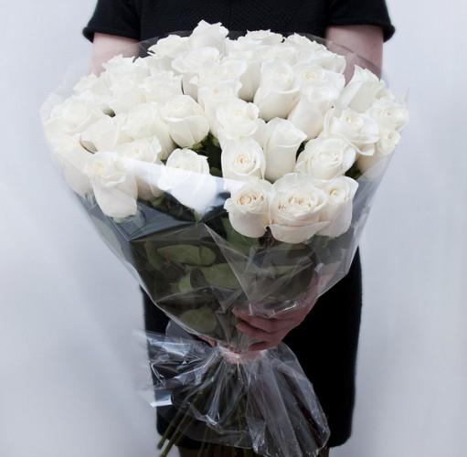 Прозрачная пленка для цветов