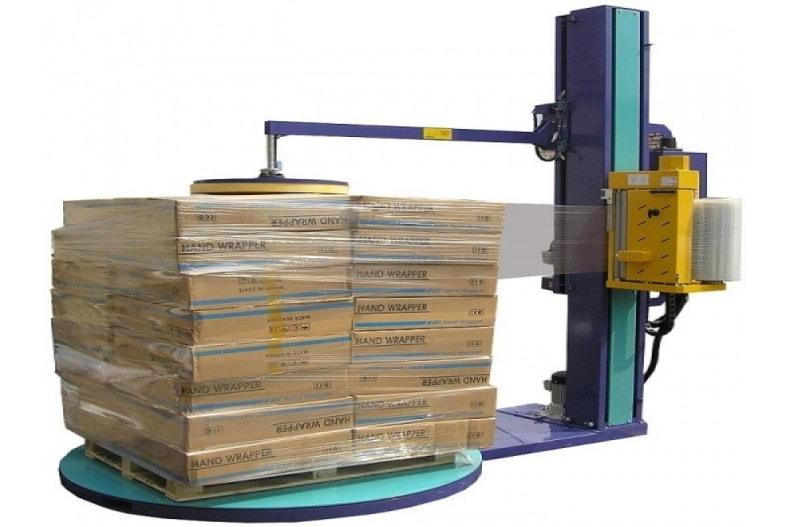 стрейч-пленка для машинной упаковки